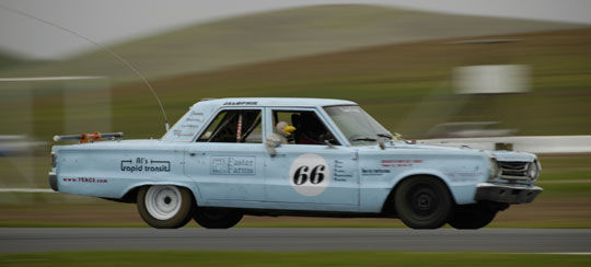 Faster Farms 1966 Plymouth Belvedere II takes on Thunderhill!