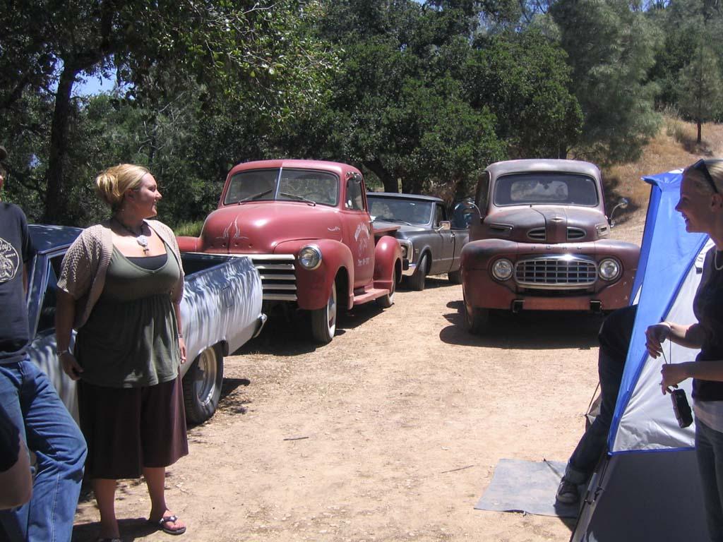 Memorial Day Paso Robles Car Show Trip - Paso robles car show