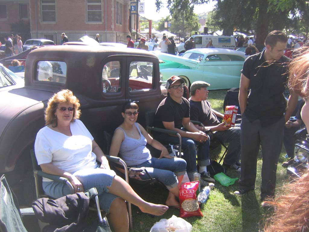2006 Memorial Day Paso Robles Car Show Trip – Saturday