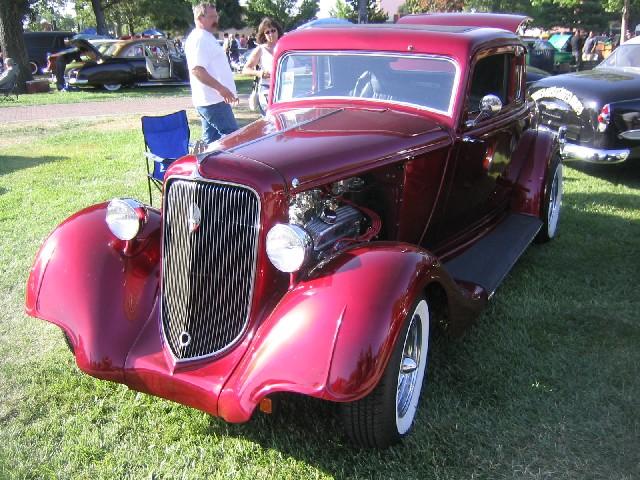 Paso Robles Car Show