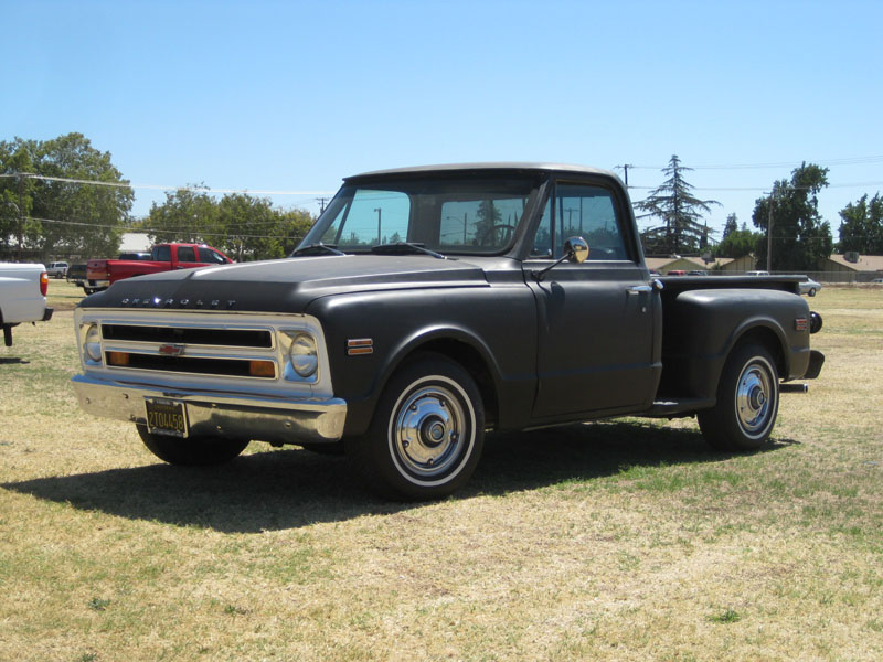 68 Chevy Stepside For Sale Autos Post