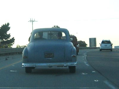 1952 Plymouth Business Coupe Goes to Paso!!